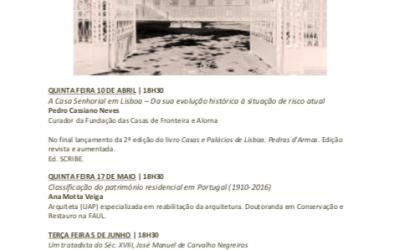 LisboaI, Património e Casas Antigas