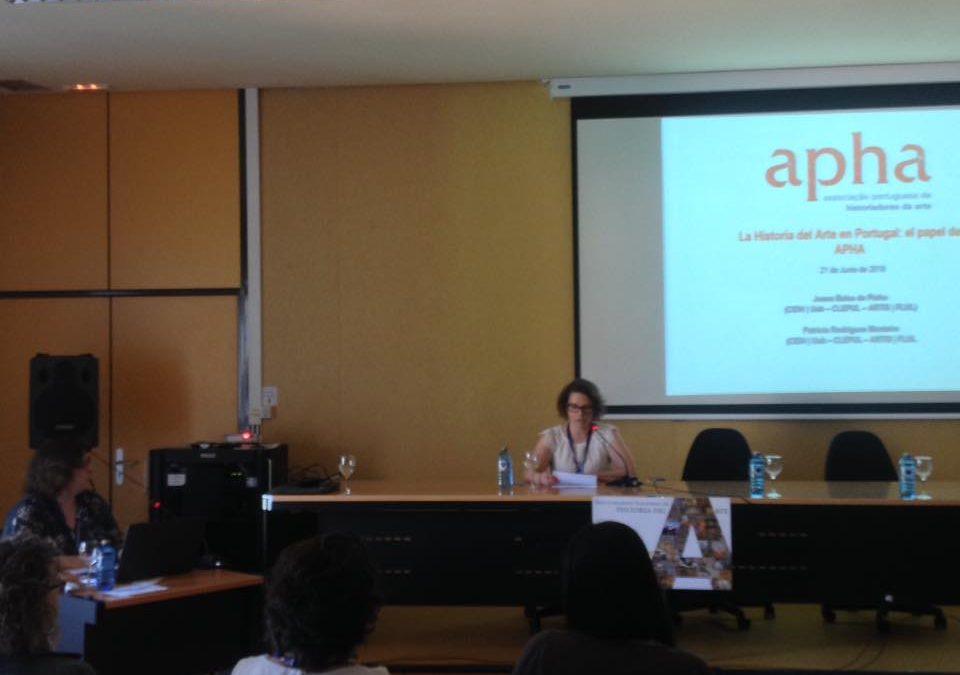 «La Historia del Arte en Portugal. El papel del APHA»