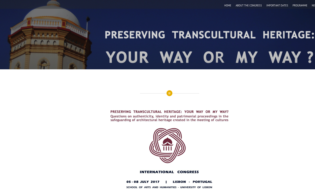 Preserving Transcultural Heritage: Your Way or My Way?