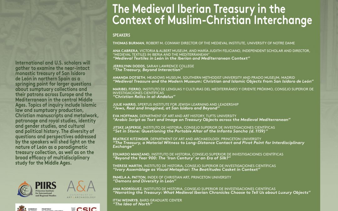 """Interdisciplinary Conference """"The Medieval Iberian Treasury in the Context of Muslim-Christian Interchange"""""""