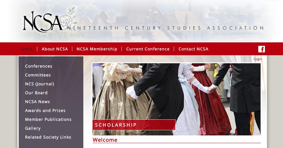 Nineteenth Century Studies Association Article Prize 2015