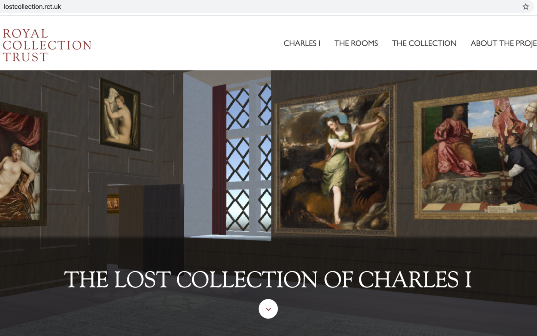 """""""The Lost Collection of Charles I"""" 
