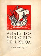 Anais do Município de Lisboa, anos de 1938 a 1948 online