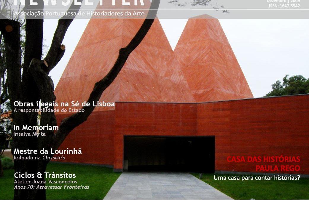 APHA – Newsletter nº 1