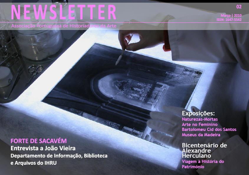 APHA – Newsletter nº 2