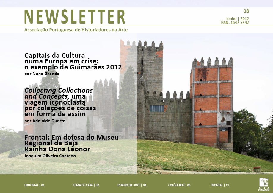 APHA – Newsletter nº 8