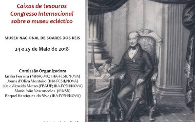 """Congresso Internacional """"Caixas de Tesouros sobre o Museu Ecléctico"""""""