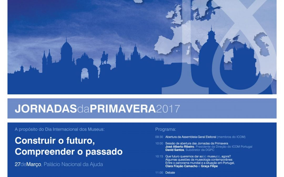 Jornadas de Primavera ICOM Portugal