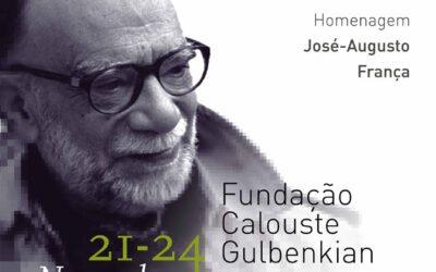 Nota de pesar pelo falecimento do Professor José-Augusto França