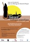 Colloque 1050ème anniversaire de la mort de saint Gérard