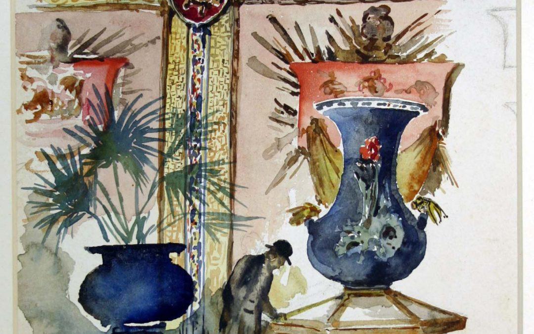 Exposição: Bordalo Artes Decorativas: Mobiliário e Interiores