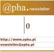 Newsletter electrónica em preparação