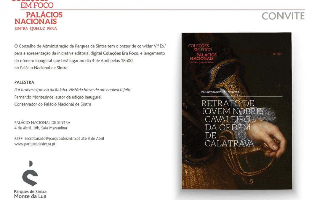 """Apresentação do Projecto Editorial """"Coleções Em Foco"""""""