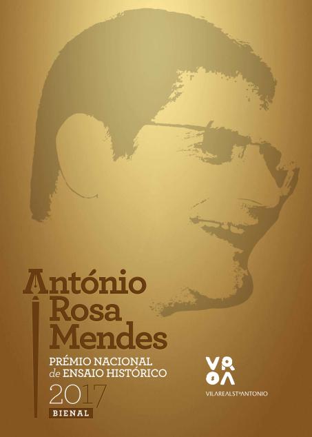 Prémio Nacional de Ensaio Histórico António Rosa Mendes