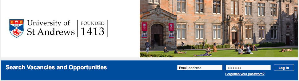 Lecturer in Art History (Post 1750) | University of St Andrews